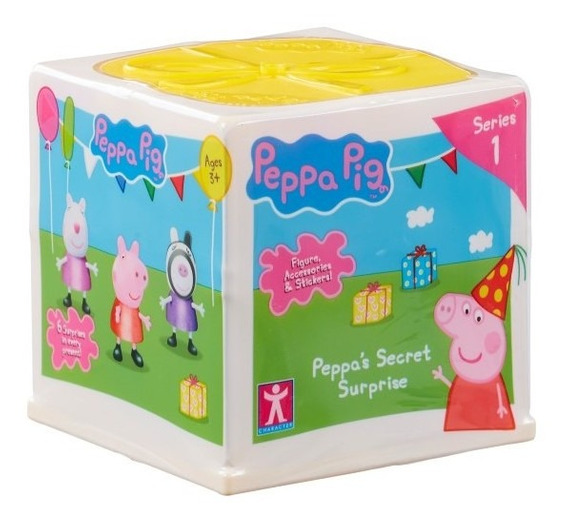 Peppa Pig - Sorpresa Secreta