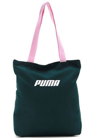 Bolsa Puma Core Shopper Verde - Original