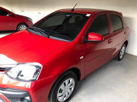 Toyota Etios 1.3 X - Hatch