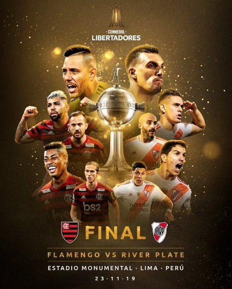 Final Libertadores 2019 Palco Suite Estadio Monumental