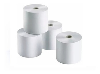 100 Rollos Papel Térmico Posnet 57x20