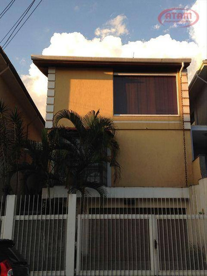 Sobrado Residencial À Venda, Vila Nivi, São Paulo - So0015. - So0015