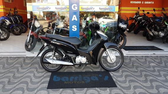 Honda Biz 125 Ks 2011 Preta