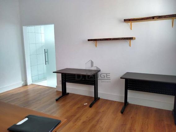 Casa Para Alugar, 120 M² Por R$ 2.500,00/mês - Cambuí - Campinas/sp - Ca14018