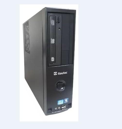 Computador Pc Itautec Intel I5 3°geração 4gb Hd 500gb