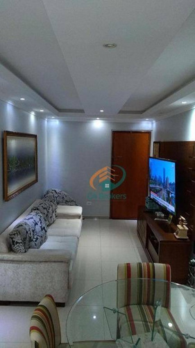 Apartamento Com 2 Dormitórios À Venda, 70 M² Por R$ 250.000,00 - Jardim Dourado - Guarulhos/sp - Ap3267