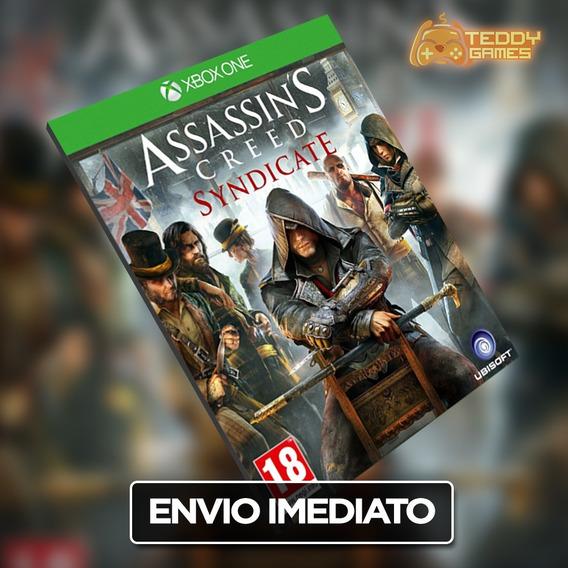 Assassins Creed: Syndicate - Xbox One - Imediato!