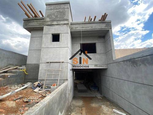 Imagem 1 de 14 de Casa Com 3 Dormitórios À Venda, 182 M² Por R$ 600.000,00 - Nova Carmela - Guarulhos/sp - Ca0160