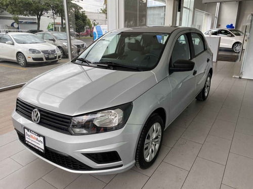 Imagen 1 de 14 de Volkswagen Gol 2020 5p 5 Ptas. Trendline
