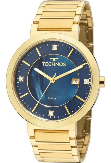 Relógio Technos Feminino 2115ktj/4a
