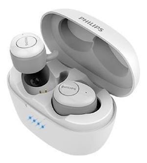 Imagem 1 de 4 de Fone De Ouvido Intra Auricular Wireless Shb2505wt - Branco