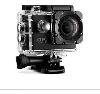 Camara Video-foto Deportiva Tipo Go Pro 4k, Wifi,sumergible