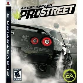 Need For Speed Pro Street - Ps3 Usado Midia Fisica