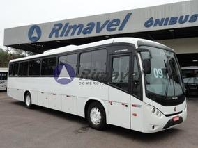 Ônibus Rodoviario Ano 09/09 Vw 17.230 C/ Ar 48 Lug.