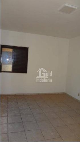 Apartamento Com 1 Dormitório Para Alugar, 40 M² Por R$ 600,00/mês - Jardim Paulista - Ribeirão Preto/sp - Ap3101