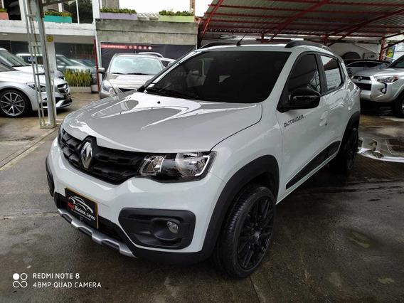 Renault Kwid 2020 Mt 1000cc 12v 4ab Abs