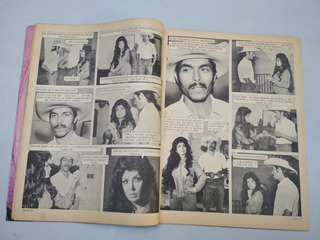 Fotonovela Cita Con Irma Serrano Y Otto Sirgo