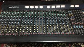 Mesa De Som Yamaha 2408m 24 Canais Made In Japan