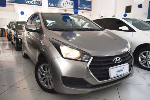 Hyundai Hb20 1.0 Comfort 12v Flex 4p Manual 2017/2017