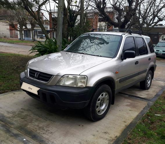 Honda Cr-v 2.0 4x4 I 1999 , Gnc De 4ta Generacion Excelente