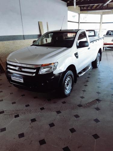 Imagen 1 de 10 de Ford Ranger 2.5 Cs 4x2 Xl Ivct 166cv 2012