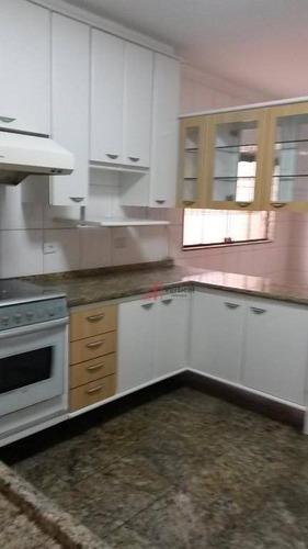 Sobrado Com 4 Dormitórios À Venda, 156 M² Por R$ 870.000,00 - Tatuapé - São Paulo/sp - So2289