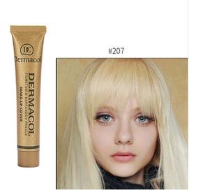 Base Dermacol 30g Maquiagem Corretivo Make-up Cover Original