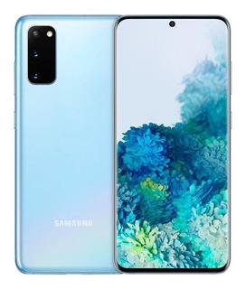 Smartphone Samsung S20 128gb Azul Desbloqueado