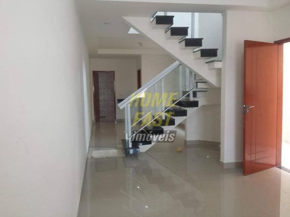 Sobrado Com 3 Dormitórios Para Alugar, 150 M² Por R$ 2.200/mês - Vila Aliança - Guarulhos/sp - So0318