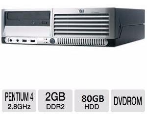 Micro Desktop Hp Pentium 4