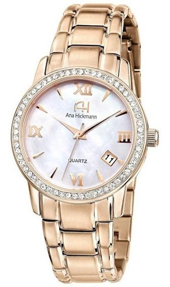 Relógio Ana Hickmann Rose Ah28642z