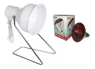 Aparelho De Mesa C/ Lampada Infravermelho Carci 110v 150w