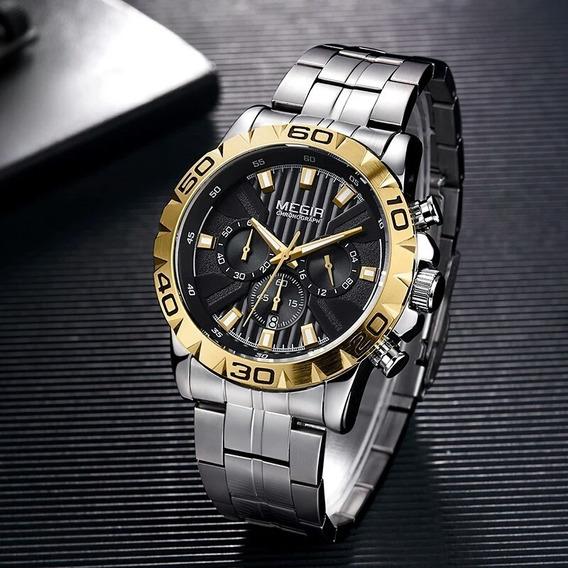 Relógio Masculino Megir 2087 Original
