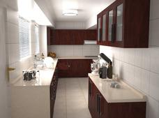 Mueble Cocina Con Diseño Personalizado