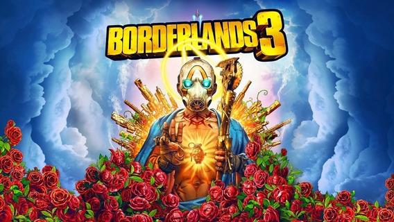 Borderlands 3 - Steam Key - Envio Imediato