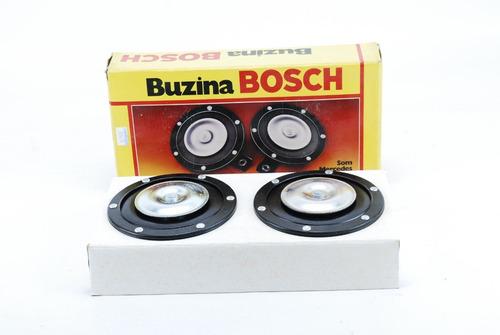 Buzina Duplas Blindadas Bosch Unica Orig Mercedes Benz