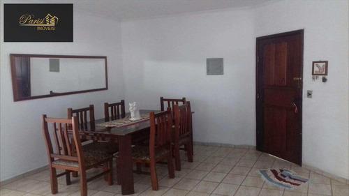 Imagem 1 de 5 de Apartamento Com 2 Dorms, Tupi, Praia Grande - R$ 230.000,00, 95m² - Codigo: 351 - V351