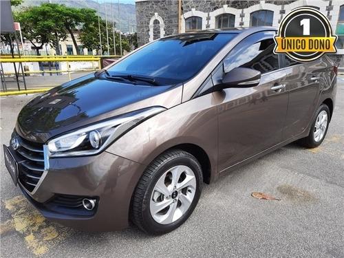 Imagem 1 de 12 de Hyundai Hb20s 1.6 Premium 16v Flex 4p Automático