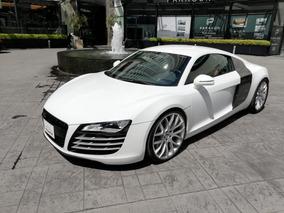 Audi R8 V8 2009 Blanco
