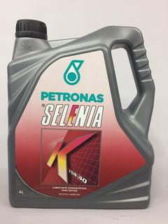 Aceite Selenia K 15w40 X 4 Lts