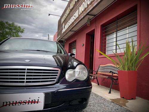 Mercedes C270 Elegance Automatico