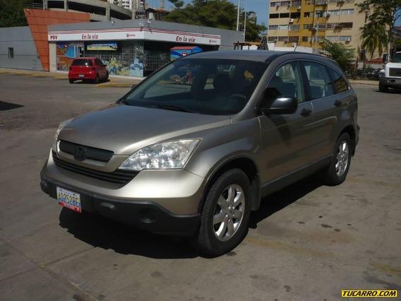 Honda Cr-v Lx Automatico