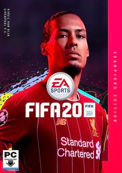 Fifa 20 Pc Origin Envio Imediato!