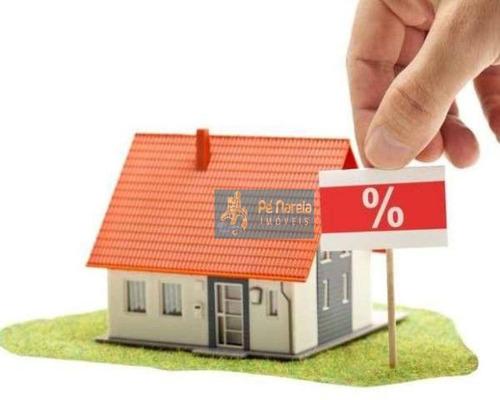 Casa Com 2 Dormitórios À Venda Por R$ 135.000,00 - Jardim Melvi - Praia Grande/sp - Ca0076