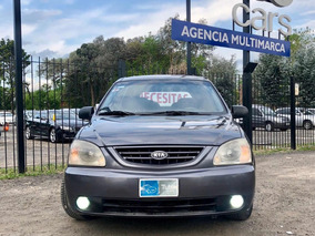 Kia Carens 2.0 Lx 4x2 At 2006