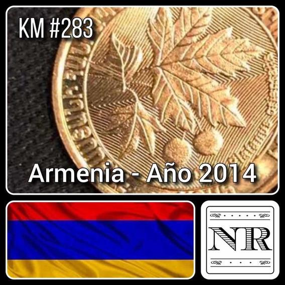Armenia - 200 Dram - Año 2014 - Km # 283 - Platano