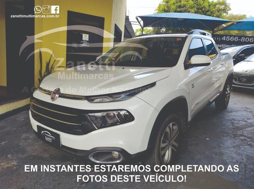 Fiat Toro  Freedom 2.4 Tigershark At9 (flex) Flex Automátic