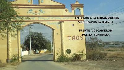 Terrenos En Urbanización Cerrada ( Vilches - Punta Blanca)