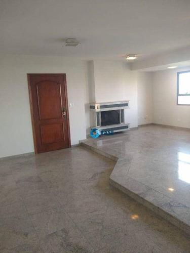 Imagem 1 de 27 de Apartamento Com 4 Dormitórios À Venda, 152 M² - Morumbi - São Paulo/sp - Ap12541