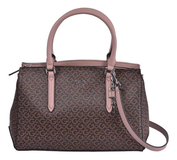 Bolsa G By Guess Tipo Satchel Multicolor Aa204906
